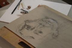 Portrait-zeichnen